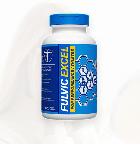 Organic Fulvic Enhanced Antioxidant