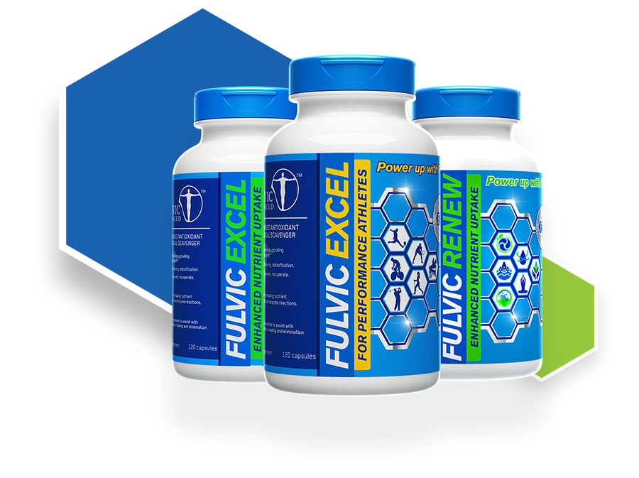 Fulvic-Excel-Products