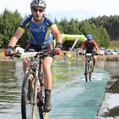Adrian Skinner  Cyclist