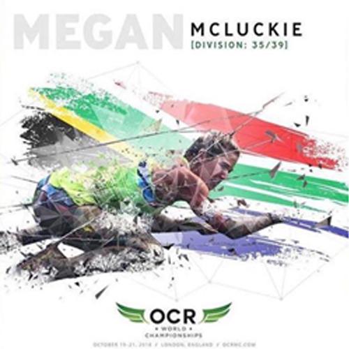 Megan McCluckie