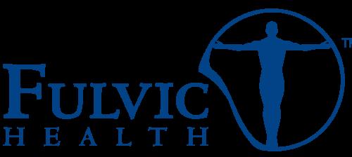 Fulvic Health Blue Logo