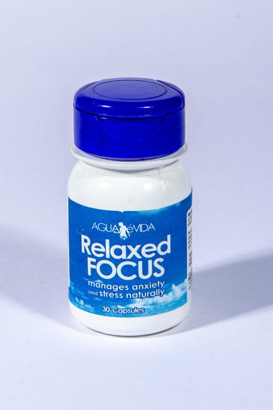 Relaxed Focus Teen